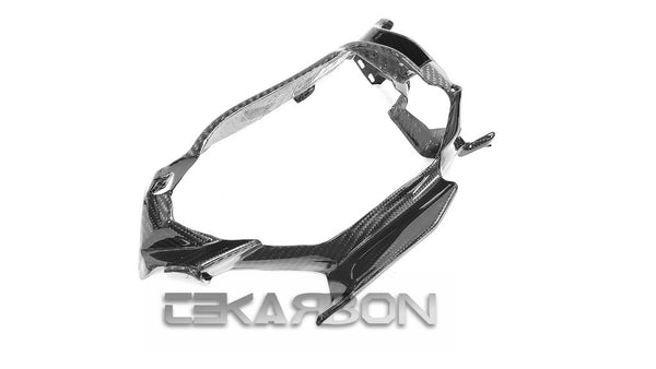 2017 - 2019 Honda CBR1000RR Carbon Fiber Headlight Front Cover