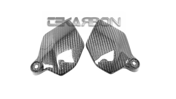 2017 - 2019 Honda CBR1000RR Carbon Fiber Small Side Panels