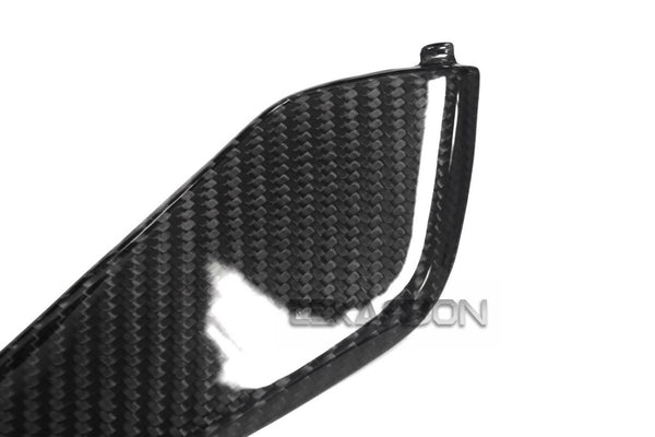 2004 - 2007 Honda CBR1000RR Carbon Fiber Side Tank Panels