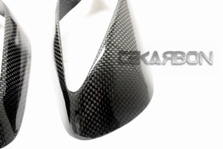 2008 - 2011 Honda CBR1000RR Carbon Fiber Mirror Covers