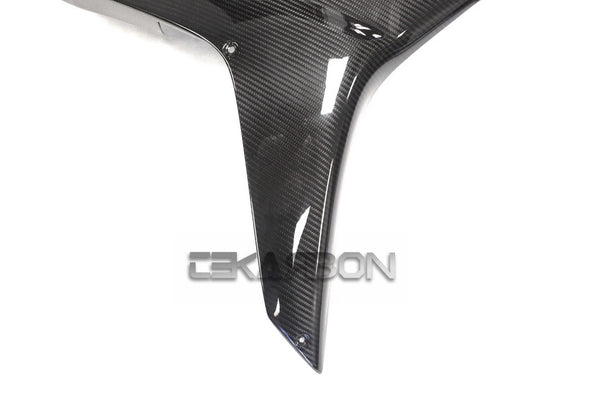 2007 - 2019 Honda  CBR600RR Carbon Fiber Large Side Fairings