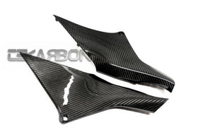 2013 - 2019 Honda CBR600RR Carbon Fiber Side Panels