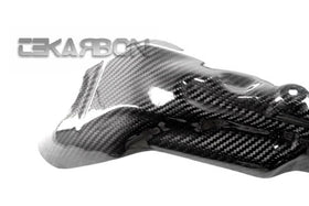 2007 - 2019 Honda CBR600RR Carbon Fiber Exhaust Heat Shield