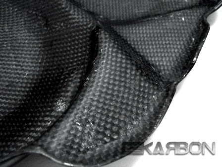 2007 - 2012 Honda CBR600RR Carbon Fiber Engine Covers