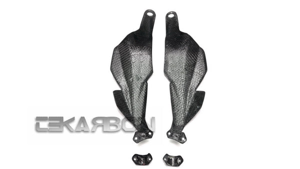 2015 - 2019 KTM 1290 Super Adventure Carbon Fiber Handle Bar Covers