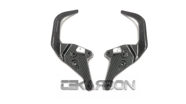 2015 - 2019 KTM 1290 Super Adventure Carbon Fiber Rear Handle Bars