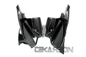 2005 - 2010 KTM Super Duke 990 Carbon Fiber Air Intake Covers