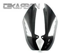 2005 - 2010 KTM Super Duke 990 Carbon Fiber Exhaust Heat Shield