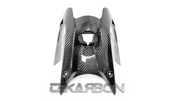 2017 - 2019 Kawasaki Ninja 650 Carbon Fiber Key Guard Cover
