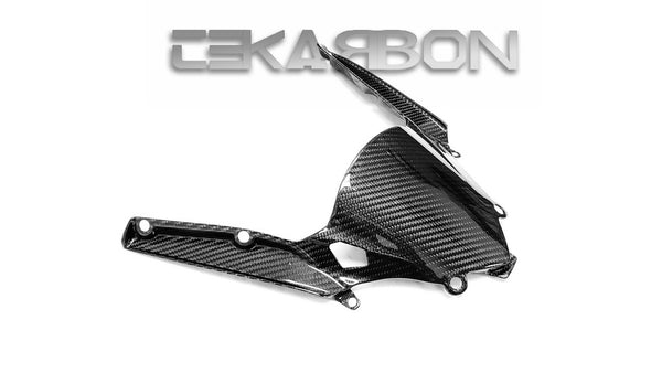 2015 - 2020 Kawasaki Ninja H2 Carbon Fiber Windscreen Panel