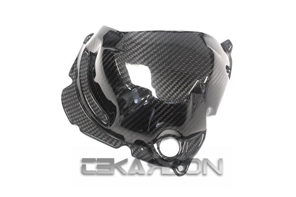 2014 - 2016 Kawasaki Z1000 Carbon Fiber Engine Cover RH v2