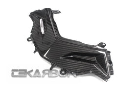 2013 - 2017 Kawasaki Ninja Z250 / 15-17 Z300 Carbon Fiber Rear Tail Panel