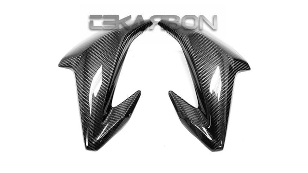 2017 - 2020 Kawasaki Z900 Carbon Fiber Front Side Fairings