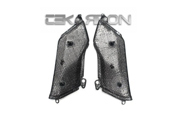 2017 - 2020 Kawasaki Z900 Carbon Fiber Side Tank Panels