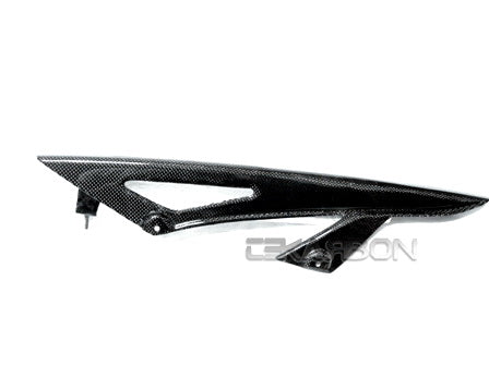 2010 - 2016 Kawasaki Z1000 / ZX10R 06 - 07 Carbon Fiber Chain Guard
