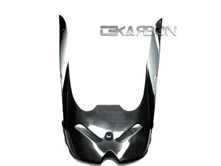 2008 - 2010 Kawasaki ZX10R Carbon Fiber Front Under Panel