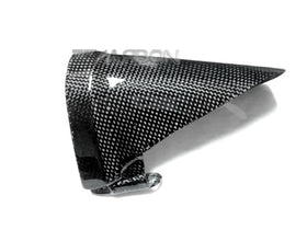 2008 - 2010 Kawasaki ZX10R Carbon Fiber Exhaust Heat Shield