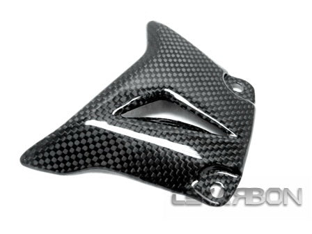 2010 - 2012 Kawasaki Z1000 Carbon Fiber Small Side Panel LH