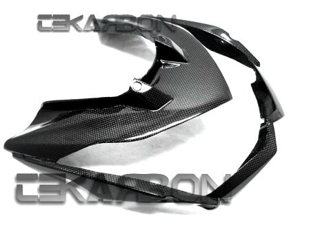 2010 - 2012 Kawasaki Z1000 Carbon Fiber Front Fairing Center