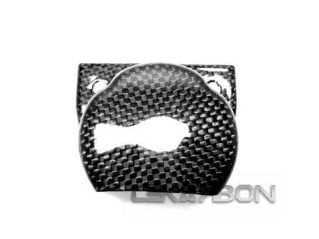 2010 - 2012 Kawasaki Z1000 Carbon Fiber Rear Heat Shield RH
