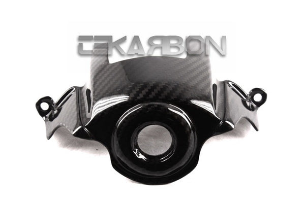 2010 - 2016 Kawasaki Z1000 Carbon Fiber Key Guard Cover