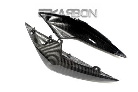 2007 - 2011 Kawasaki Z750 Carbon Fiber Tail Side Fairing
