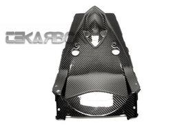 2007 - 2011 Kawasaki Z750 Carbon Fiber Under Tail Fairing