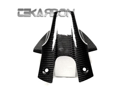 2013 - 2016 Kawasaki Z800 Carbon Fiber License Plate Holder