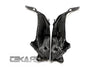 2013 - 2016  Kawasaki Z800 Carbon Fiber Lower Side Tank Panels