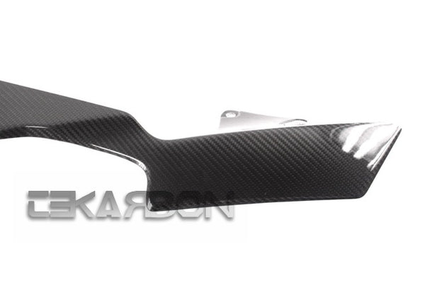 2008 - 2010 Kawasaki ZX10R Carbon Fiber Lower Side Fairings