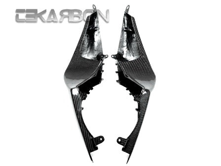 2008 - 2010 Kawasaki ZX10R Carbon Fiber Tail Side Fairings
