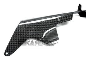 2011 - 2016 Kawasaki ZX10R Carbon Fiber Chain Guard