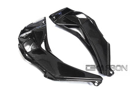 2016 - 2017 Kawasaki ZX10R Carbon Fiber Air Intake Covers