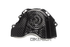2016 - 2017 Kawasaki ZX10R Carbon Fiber Sprocket Cover