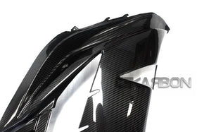 2012 - 2016 Kawasaki ZX14R Carbon Fiber Large Side Fairings