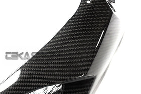 2012 - 2016 Kawasaki ZX14R Carbon Fiber Tail Side Fairings