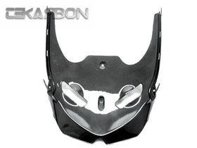 2009 - 2012 Kawasaki ZX6R Carbon Fiber Front Under Panel