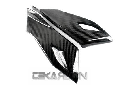 2010 - 2012 MV Agusta Brutale 1090 990 920 Carbon Fiber Side Tank Panels