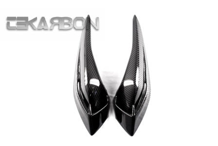 2012 - 2015 MV Agusta Brutale 675 Carbon Fiber Tail Side Fairings