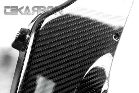 2012 - 2015 MV Agusta F3 Carbon Fiber Air Intake Covers