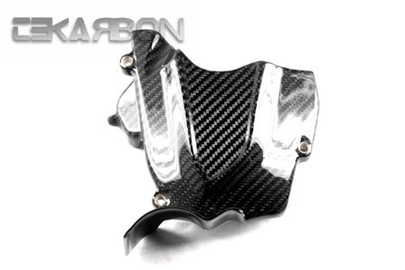 2012 - 2015 MV Agusta F3 Carbon Fiber Sprocket Cover