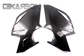 2010 - 2015 MV Agusta F4 Carbon Fiber Large Side Fairings