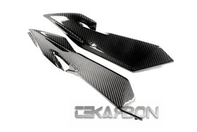 2010 - 2013 MV Agusta F4 Carbon Fiber Side Tank Panels