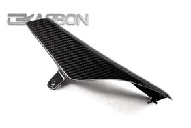 2010 - 2013 MV Agusta F4 Carbon Fiber Upper Chain Guard