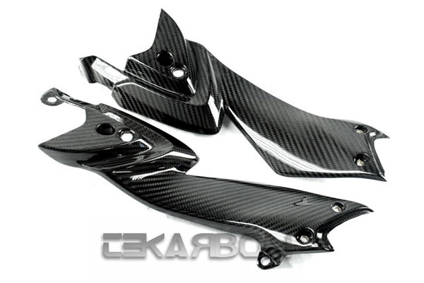 2013 - 2014 MV Agusta Rivale 800 Carbon Fiber Side Panels
