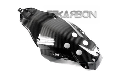 2013 - 2014 MV Agusta Rivale 800 Carbon Fiber Under Tail Fairing