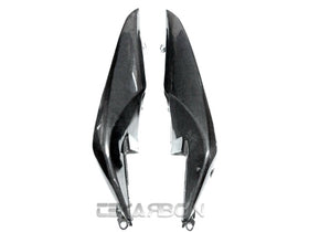 2008 - 2011 Suzuki GSX1300 B-King Carbon Fiber Tail Side Fairings