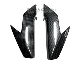 2008 - 2011 Suzuki GSX1300 B-King Carbon Fiber Headlight Side Panels