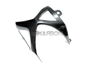 2008 - 2011 Suzuki GSX1300 B-King Carbon Fiber Center Exhaust Cover