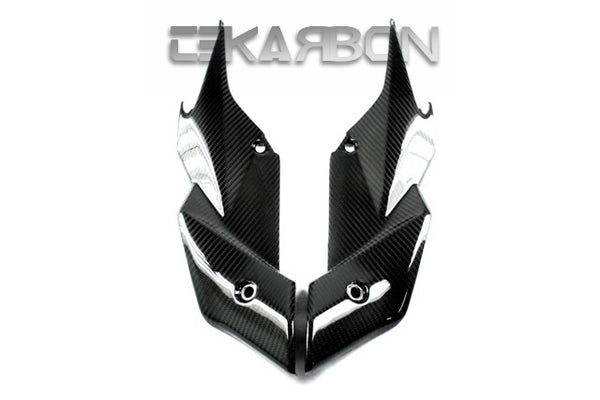 2011 - 2014 Suzuki GSR750 Carbon Fiber Side Panels
